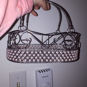 Other - Basket with Pearl's to put your items in